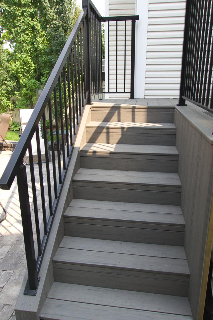 Deck Construction Calgary Landscaping Company Assiniboine