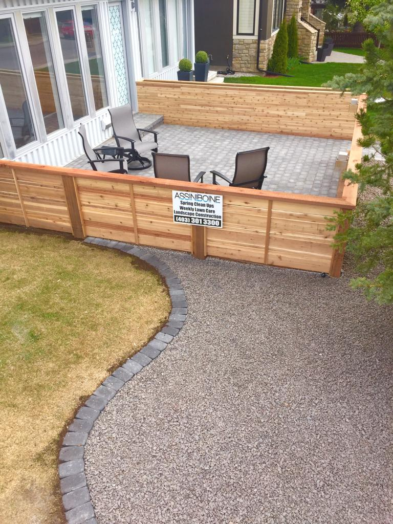 for idea fence a collect fresh yard summer this ready freshome patio ideas