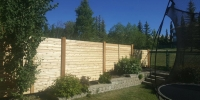 Fences - Pressure treated