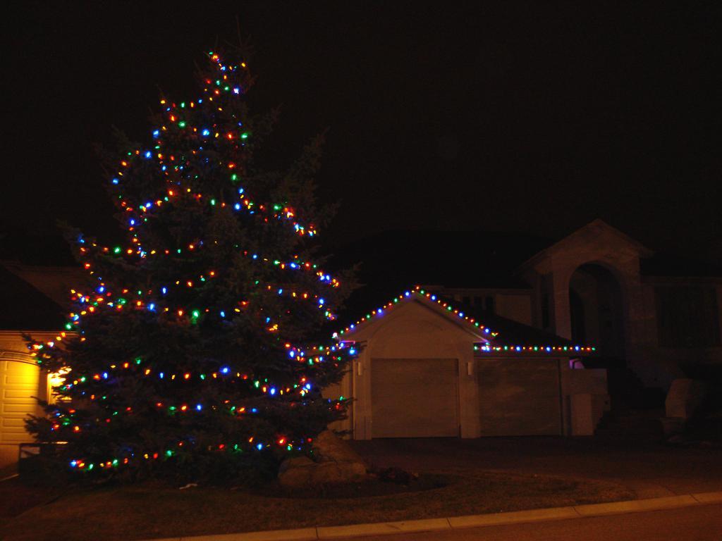 Christmas light christmas tree top 40 stunning indoor christmas christmas lights novelty lights solutioingenieria Image collections