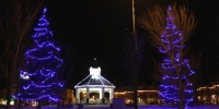 c6-led-blue-on-trees-and-prue-white-on-gazebo
