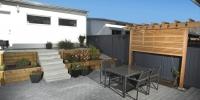 Patio - Charcoal roman euro patio