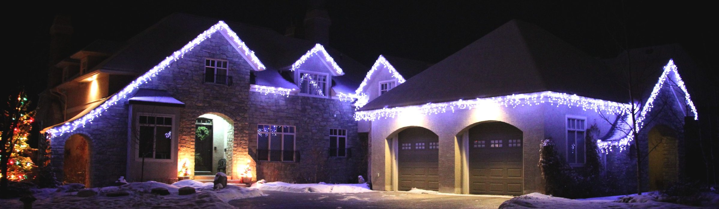 commercial services contact us - Christmas Light Installation Prices